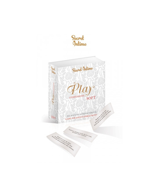 Jeu play confession Soft - Jeux couple