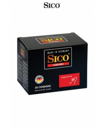 50 Préservatifs Sico SENSITIVE - Préservatifs