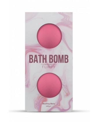 2 Bombes de bain Flirty - Dona - Relaxation, détente