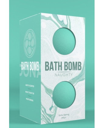 2 Bombes de bain Naughty - Dona - Relaxation, détente