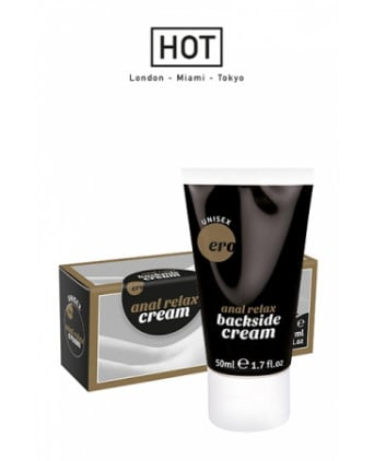 Backside anal relax cream - 50 ml - Aphrodisiaques couple