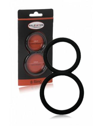 Ballring 8 Ring - Malesation - Anneaux péniens