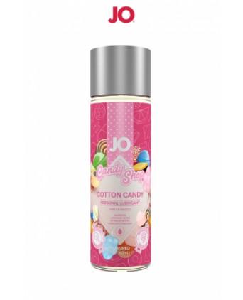 Lubrifiant aromatisé Barbe à papa 60 ml - Lubrifiants base eau