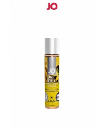 Lubrifiant aromatisé banane 30 ml - Lubrifiants base eau