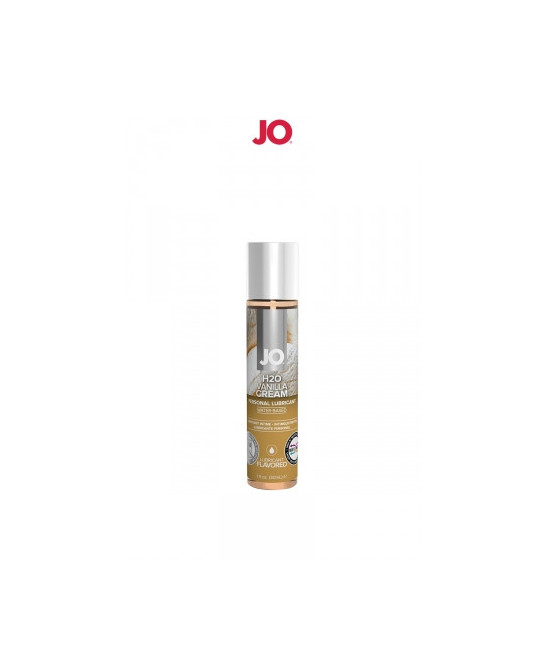 Lubrifiant aromatisé vanille 30 ml - Lubrifiants base eau