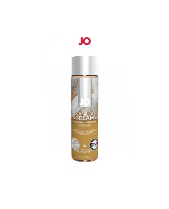 Lubrifiant aromatisé vanille 120 ml - Lubrifiants base eau