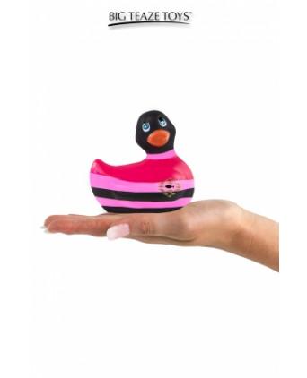 Mini canard vibrant Colors noir - Canards, Vibros Funs