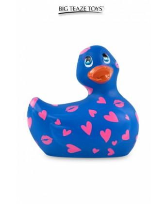 Mini canard vibrant Romance violet et rose - Canards, Vibros Funs