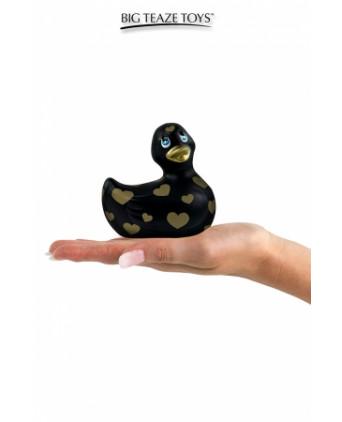 Mini canard vibrant Romance jaune et or - Canards, Vibros Funs