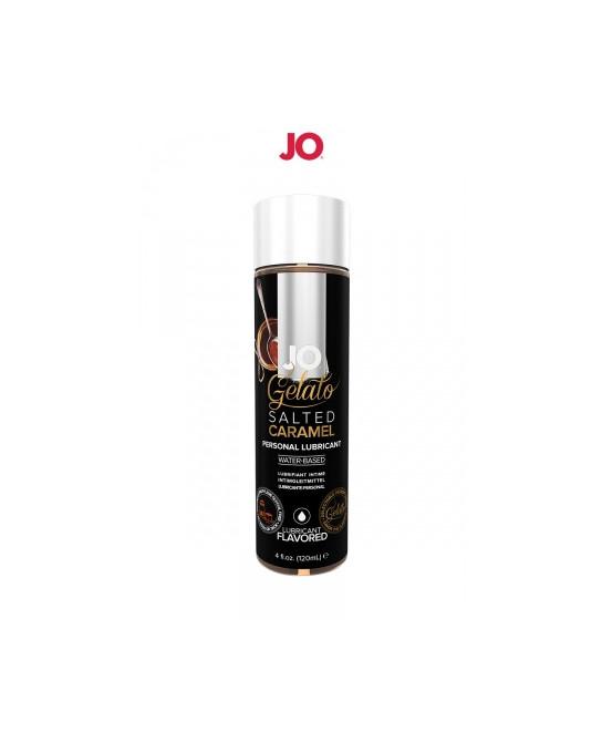 Lubrifiant aromatisé Caramel salé - 120ml - Lubrifiants base eau