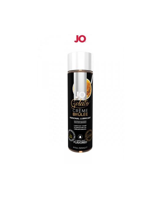 Lubrifiant aromatisé Crème brulée - 120ml - Lubrifiants base eau