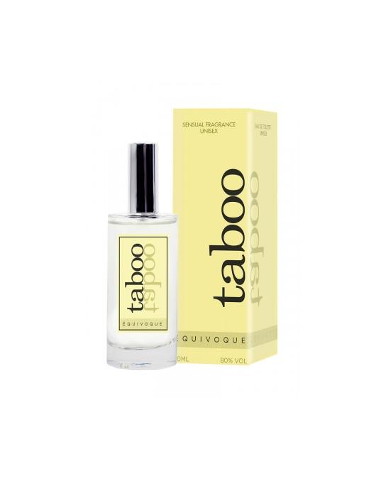 Parfum aphrodisiaque pour couple Taboo Equivoque - Aphrodisiaques couple