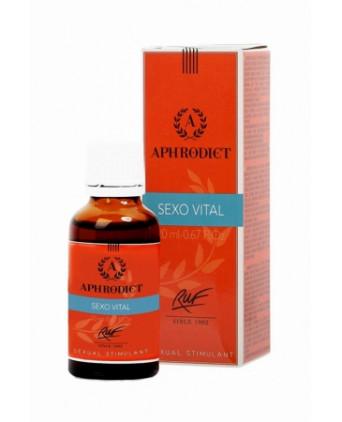 Stimulant couple Aphrodict Sexo Vital - Aphrodisiaques couple