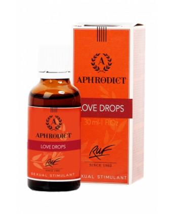 Stimulant sexuel Aphrodict Love Drops - Stimulants H/F