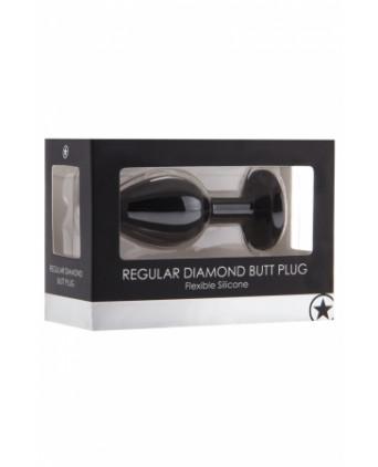 Plug anal Diamond Butt Plug - Regular - Sextoys