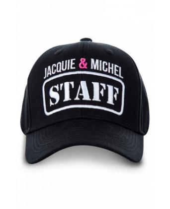 Casquette Jacquie et Michel Staff - Jacquie et Michel