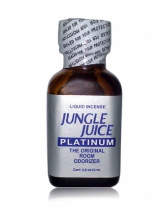 Poppers Jungle Juice Platinum 24 ml - Poppers
