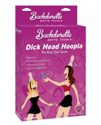 Jeu coquin Dick Head Hoopla - Import busyx
