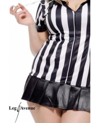Costume sexy Arbitre - Déguisements femme