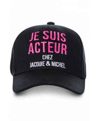 Casquette Jacquie et Michel Acteur - Plein air