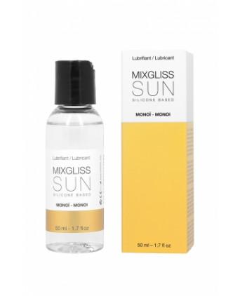 Mixgliss silicone - Monoï - 50ml - Lubrifiants silicone