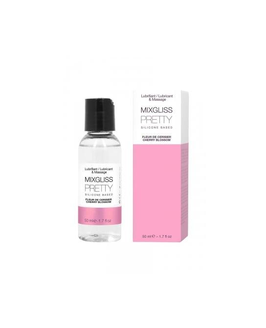 Mixgliss silicone - Fleur de cerisier - 50ml - Lubrifiants silicone