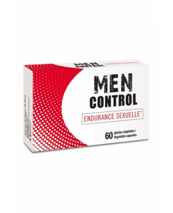 Men Control (60 gélules) - Aphrodisiaques homme
