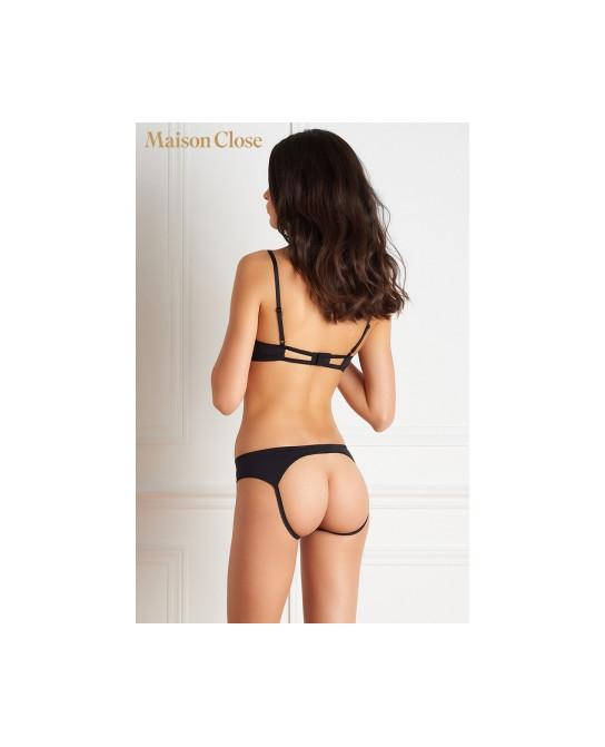 Shorty Cul Nu Le petit Secret - Dessous Sexy