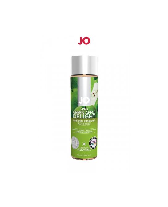 Lubrifiant aromatisé pomme 120 ml - Lubrifiants base eau