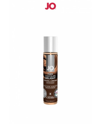 Lubrifiant aromatisé chocolat 30 ml - Lubrifiants base eau