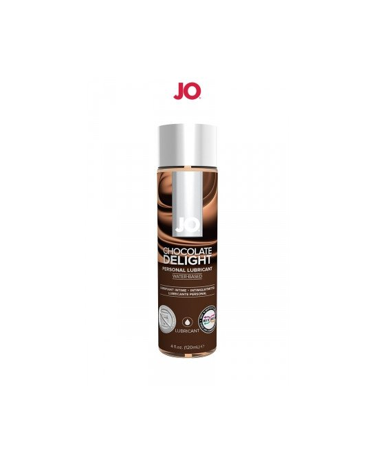Lubrifiant aromatisé chocolat 120 ml - Lubrifiants base eau