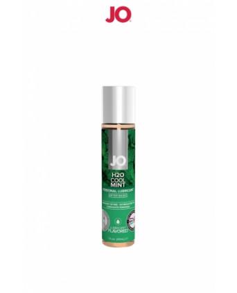 Lubrifiant aromatisé menthe 30 ml - Lubrifiants base eau