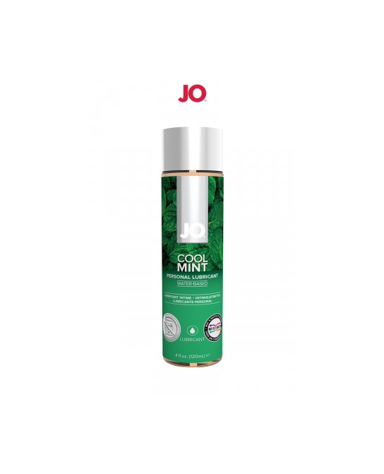 Lubrifiant aromatisé menthe 120 ml - Lubrifiants base eau