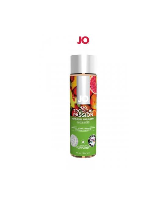 Lubrifiant aromatisé fruits exotiques 120 ml - Lubrifiants base eau