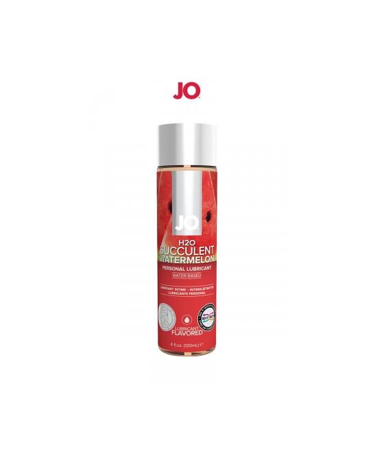 Lubrifiant aromatisé pastèque 120 ml - Lubrifiants base eau