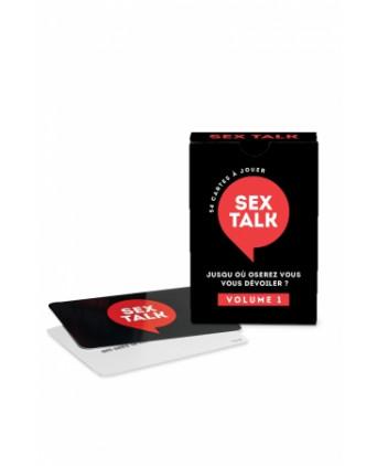 Jeu coquin Sex Talk Volume 1 - Jeux couple