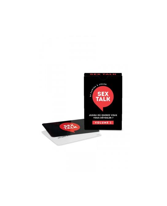 Jeu coquin Sex Talk Volume 1 - Jeux coquins