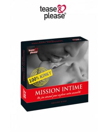 Jeu Mission Intime Edition Kinky - Jeux couple
