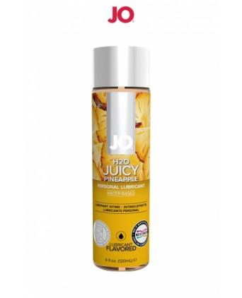 Lubrifiant aromatisé ananas 120 ml - Lubrifiants base eau