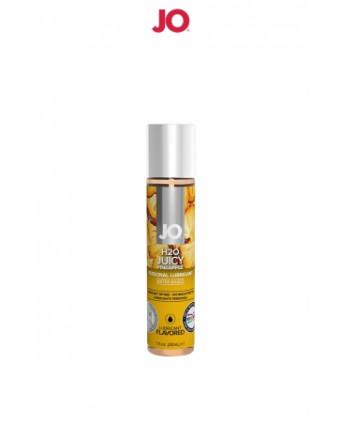 Lubrifiant aromatisé ananas 30 ml - Lubrifiants base eau