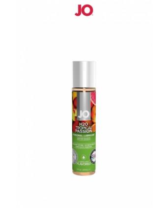 Lubrifiant aromatisé fruits exotiques 30 ml - Lubrifiants base eau