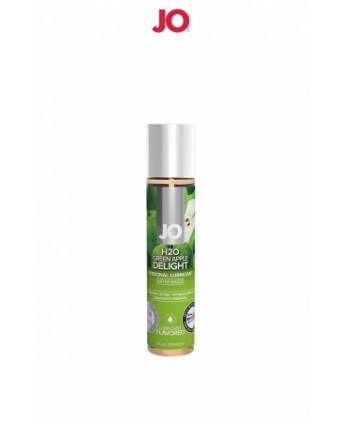 Lubrifiant aromatisé pomme 30 ml - Lubrifiants base eau