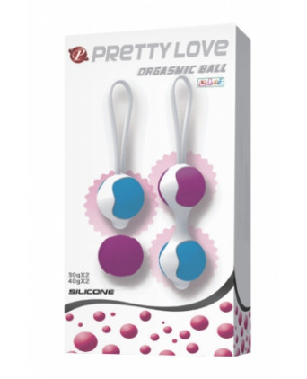 Boules de Geisha Orgasmic Balls - Sextoys