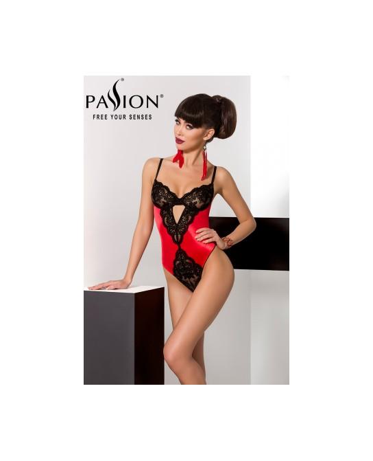 Body Polina - Rouge - Lingerie femme