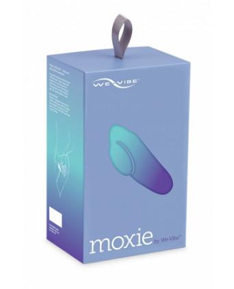 Stimulateur clitoridien connecté Moxie - Sextoys femme