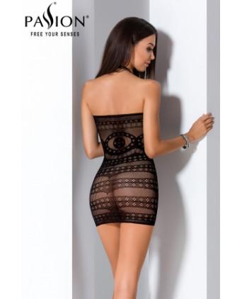 Robe BS063 - Noir - Robes sexy