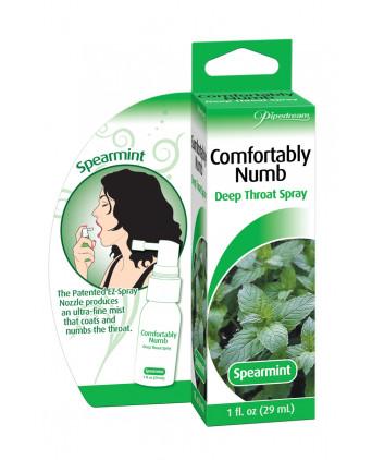 Spray pour fellation - menthe verte - Pharmacie