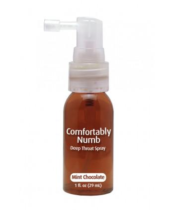 Spray pour fellation - menthe chocolat - Busyx Bien être