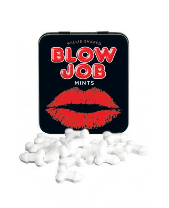 Bonbons Blow Job Mints - Jeux coquins