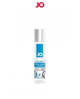 Lubrifiant H2O effet frais 30 ml - Lubrifiants base eau